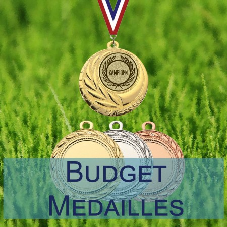 Budget Medailles