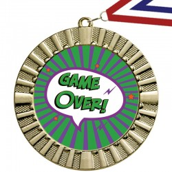Game Over Medaille 2